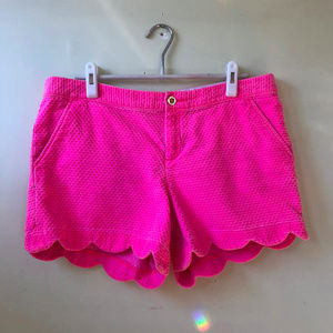 Pink Lilly Pulitzer Buttercup Shorts - Size 14/XL